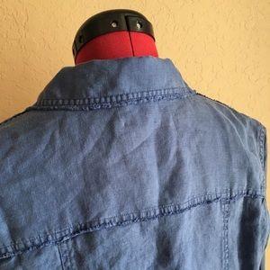 Tommy Bahama Jackets & Coats - Tommy Bahama Blue Jacket